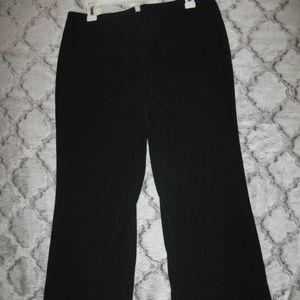 I.N.C. International Concepts Black Womens Pants